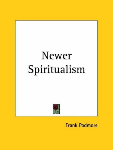 Download Newer Spiritualism
