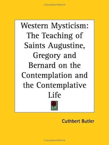 Western Mysticism (Open Library)