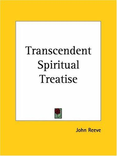 Download Transcendent Spiritual Treatise