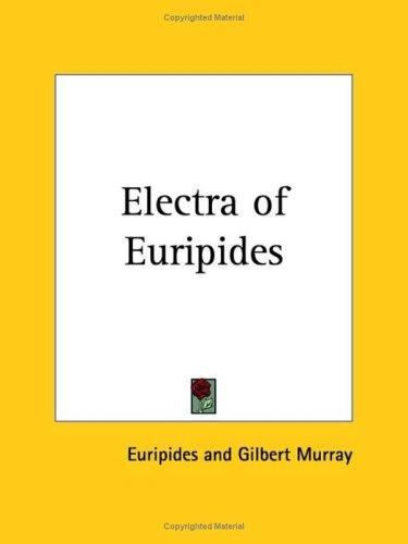 Electra of Euripides