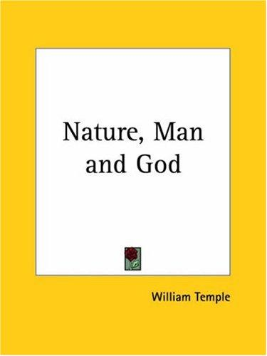Download Nature, Man and God