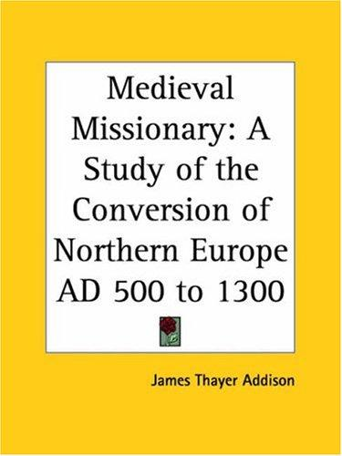 Download Medieval Missionary