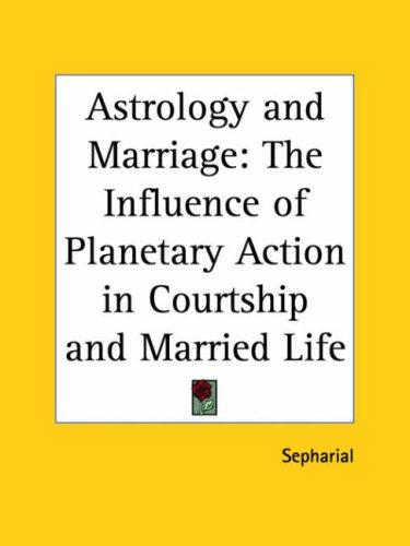 Download Astrology and Marriage