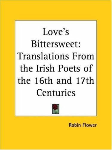 Love's Bittersweet