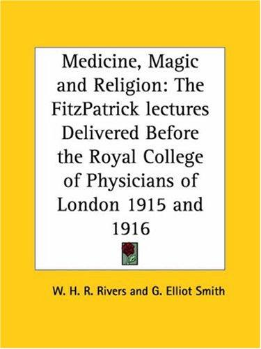 Download Medicine, Magic and Religion