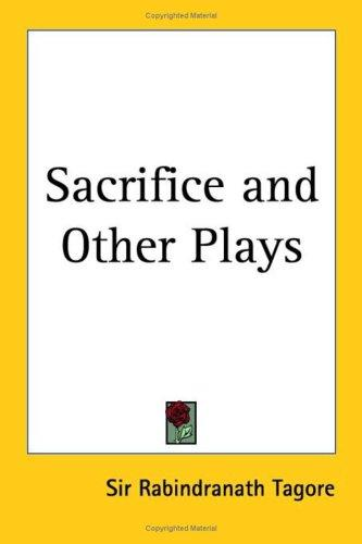 Download Sacrifice and Other Plays
