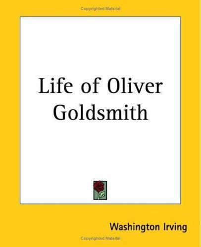 Download Life Of Oliver Goldsmith