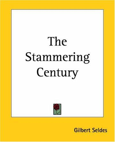 Download The Stammering Century