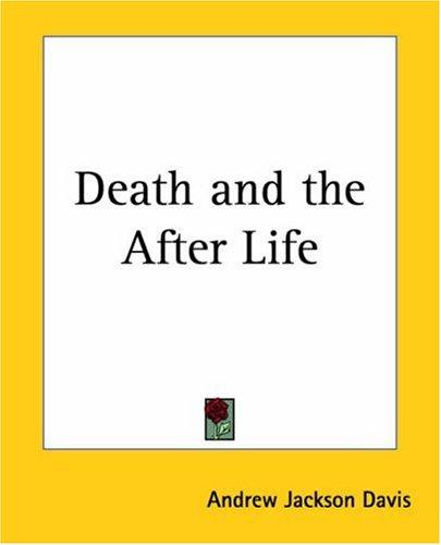 Download Death And The After Life