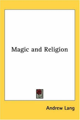 Download Magic And Religion