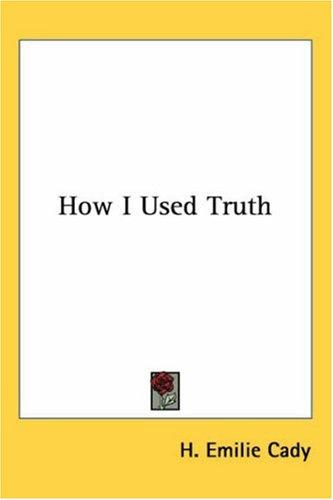 Download How I Used Truth