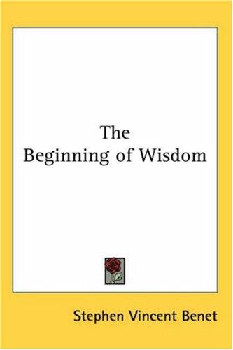 Download The Beginning of Wisdom