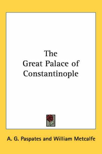 Download The Great Palace Of Constantinople