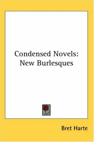 Download Condensed Novels