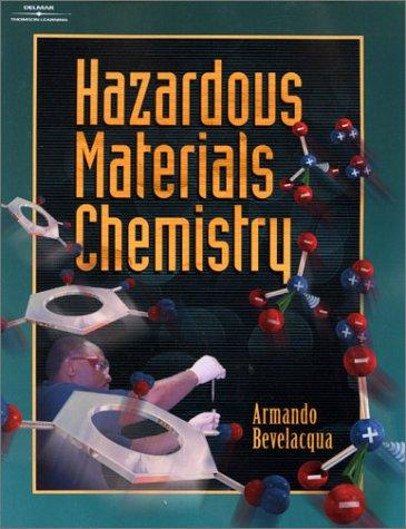 Download Hazardous Materials Chemistry