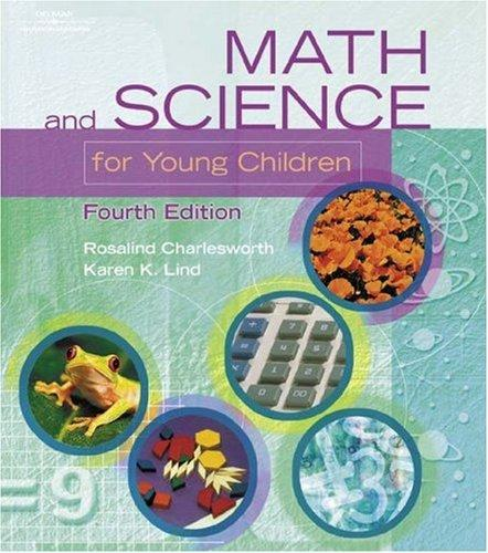 Download Math and science for young children