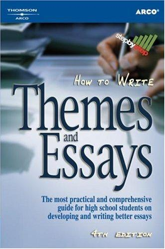 Download How to write themes and essays