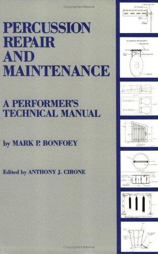 Download Percussion Repair and Maintenance