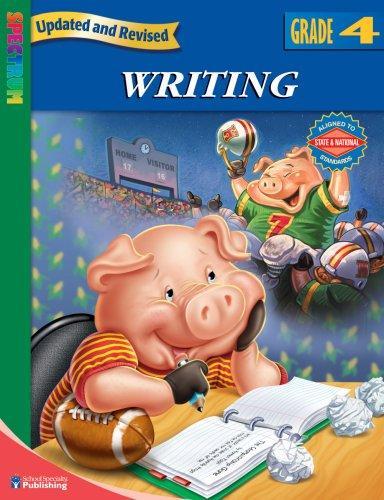 Spectrum Writing, Grade 4 (Spectrum)