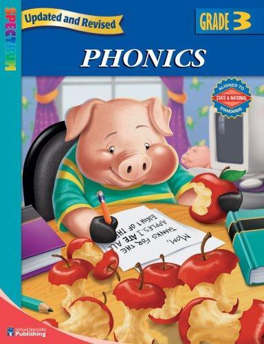 Spectrum Phonics, Grade 3 (Spectrum)