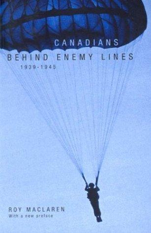 Download Canadians behind enemy lines, 1939-1945