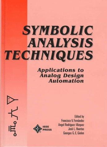 Symbolic Analysis Techniques
