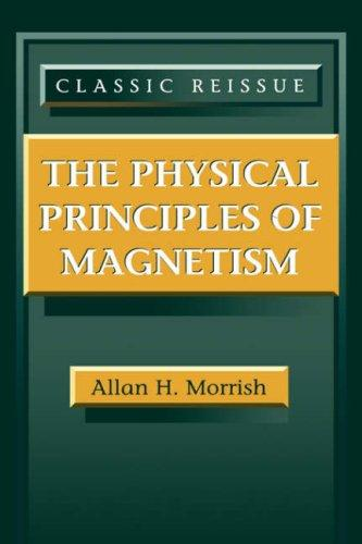 Download The physical principles of magnetism