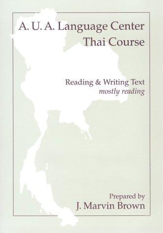 Download A.U.A. Language Center Thai Course