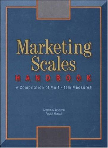 Download Marketing scales handbook