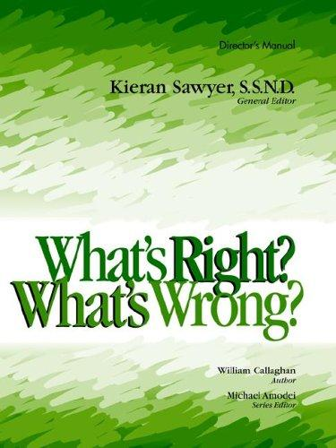 Download What's Right? What's Wrong