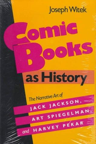Download Comic books as history
