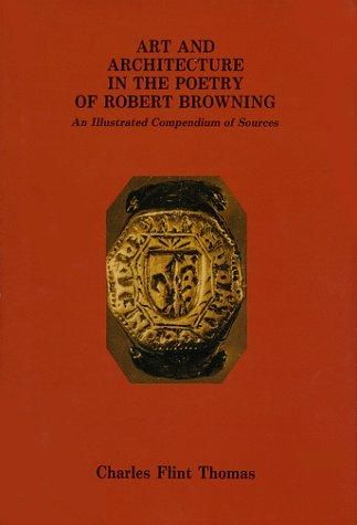 Download Art and architecture in the poetry of Robert Browning
