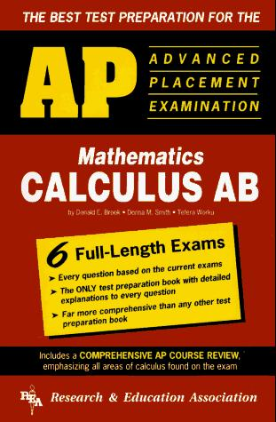 Download The best test preparation for the Advanced Placement Examination, mathematics, calculus AB