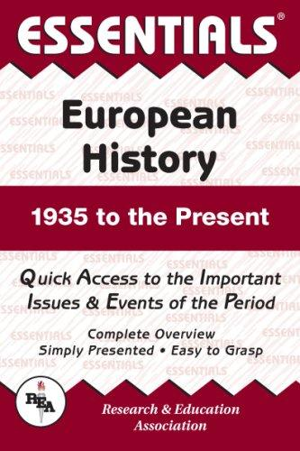 Download Essentials of European History