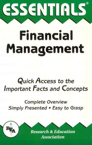 Download The essentials of financial management