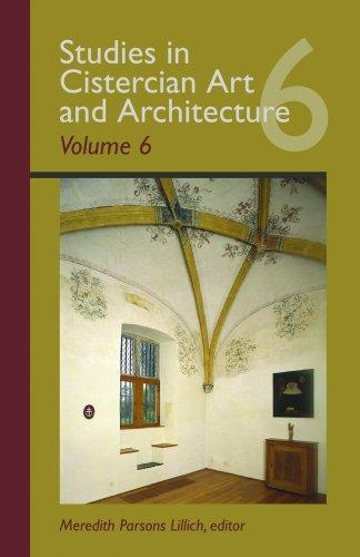 Download Studies In Cistercian Art And Architecture