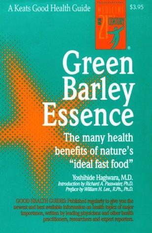Download Green Barley Essence