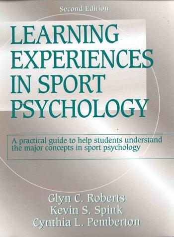 Download Learning experiences in sport psychology