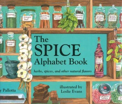 Download The spice alphabet book