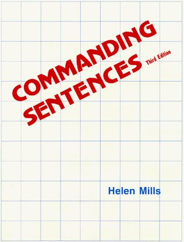 Download Commanding Sentences
