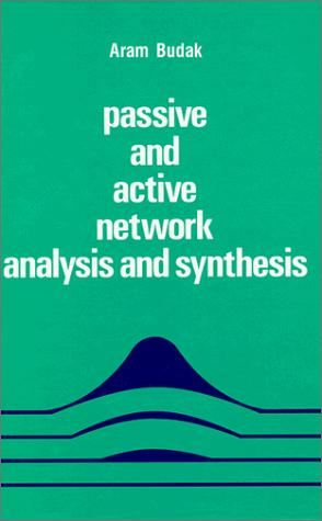 Download Passive and Active Network Analysis and Synthesis