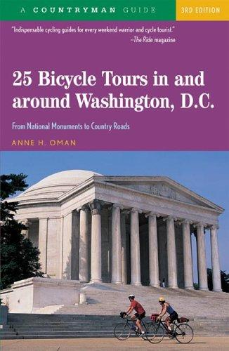 25 Bicycle Tours in and around Washington, D.C.