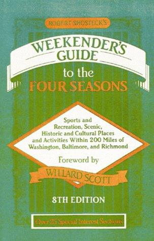 Download Robert Shosteck's weekender's guide to the four seasons