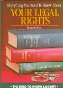 Everything you need to know about your legal rights