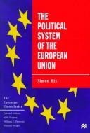 Download The political system of the European Union