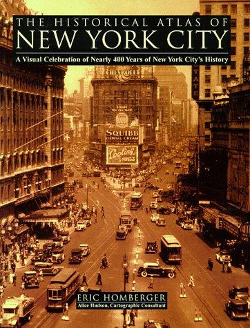 Download The Historical Atlas of New York City