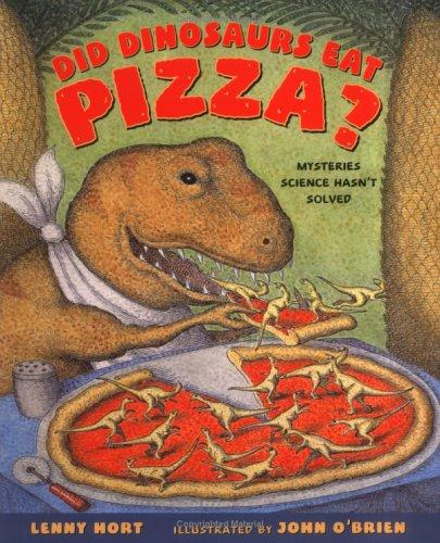 Download Did dinosaurs eat pizza?