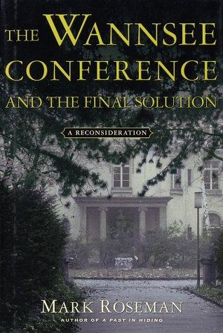 Download The Wannsee Conference and the final solution