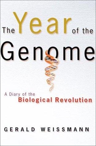 The Year of the Genome
