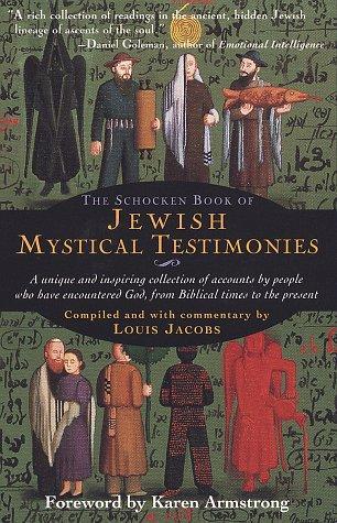 Download The Schocken Book of Jewish Mystical Testimonies